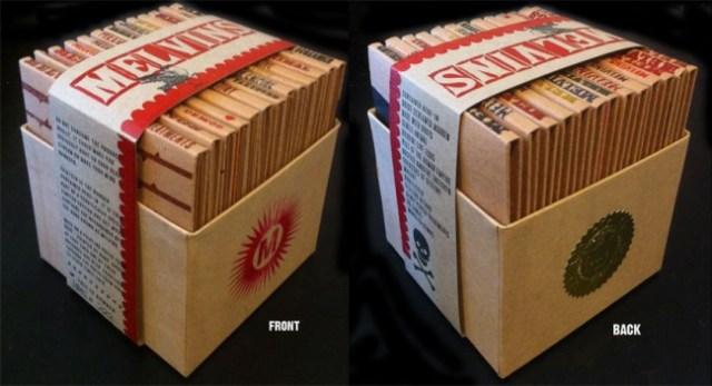 Handmade Melvins Thirteen CD Box Set - Hammerhead Anarcho Retardist Terror Exhibit