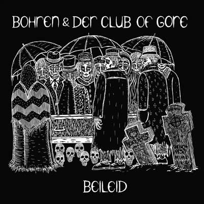 Bohren-Beileid Collective Review - Bohren and der Club of Gore - Beileid (Ipecac)