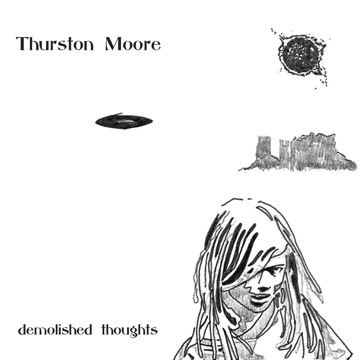 OLE-953-Thurston-Moore-Demolished-Thoughts_nb Demolished Thoughts - The Reviews Are In!