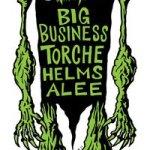 Big-Business-Torche-Helms-AleeTour-Poster Torche / Big Business / Helms Alee 2011 Summer Tour Dates
