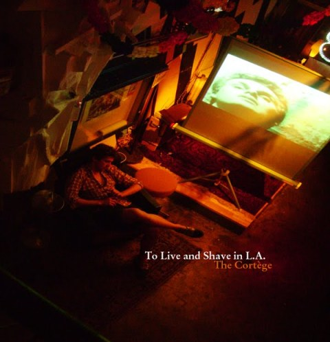 TLASILA-Cortege Upcoming Releases - To Live And Shave In LA - The Cortège (Fan Death)