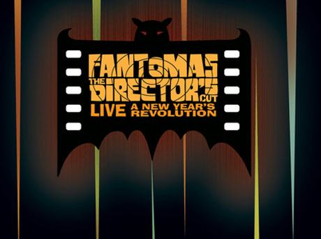 Fantomas-The-Directors-Cut-Live Upcoming Releases - Fantomas - Director's Cut Live: A New Year's Revolution DVD