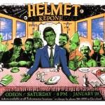 Helmet-Kapone-1995-Poster-by-EMEK Helmet -  2011 North American Tour Dates + Posters