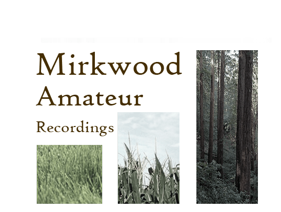 Mirkwood-Logo Label Profile - Mirkwood Amateur Recordings