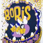 Boris-+-Russian-Circles-+-Saade Boris - 2011 North American Tour Dates + Posters