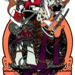 Boris-at-the-Picador-IA Boris - 2011 North American Tour Dates + Posters