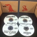 "Melvins-Endless-Residency-Box-Set-2 AmRep 2011 Releases Highlight – Melvins – Endless Residency Boxset + ""Black Betty"" / Split with JSBX"