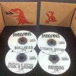 "Melvins-Endless-Residency-Box-Set-2 AmRep 2011 Releases Highlight – Melvins – Endless Residency Boxset + ""Black Betty"" / Split with JSBX"