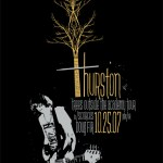 Thurston-Moore-Trees-Outside-The-Academy-Tour-2007 Thurston Moore 2012 Tour Dates + Posters