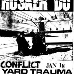 Husker-Du-Conflict-Yard-Trauma-1983-Poster-150x150 '11 In Overview - Husker Du - Books, Song Covers and more!