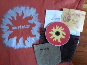 Skyjelly CDs
