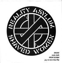 Crass - Reality Asylum