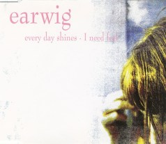 Earwig-Every-Day-Shines Mixtape - British Post Rock