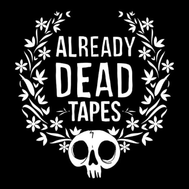Already-Dead-Tapes-Logo-1024x1024 The Art of Cassettes: 5 More Tape Labels That Get It Right