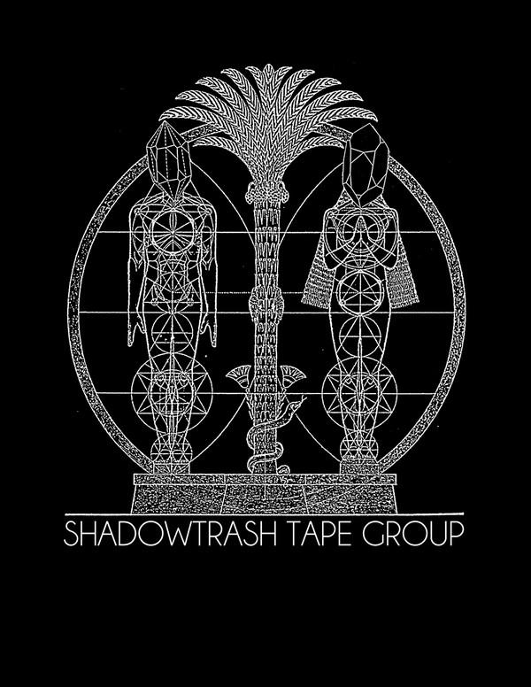 Shadowtrash-Tape-Group-Logo Retrospective 2017 Label Mixes Roundup - Field Hymns, Shadowtrash Tape Group, Strategic Tape Reserve