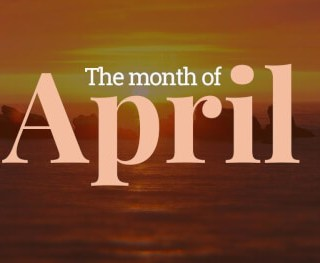 The-Month-of-April Homepage