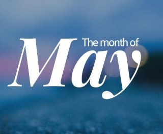 The-Month-of-May Show Calendar