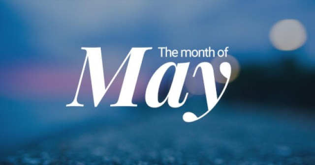 The-Month-of-May-1024x538 Blog Summary - May 2019: Pt. 1