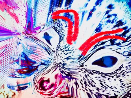 Wolf-Spirit-Dez-DeCarlo Concert Report - Violet Nox / Sound Shaman at Jeanie Johnston