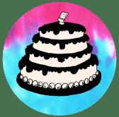 Bad-Cake-Records-Logo Indie Label Roundtable #2 – Arachnidiscs / Disintegration State / Bad Cake Records