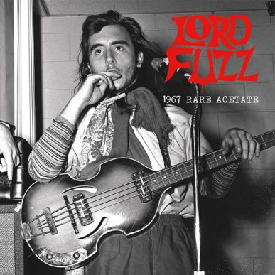 Lord Fuzz 1967 Rare Acetate