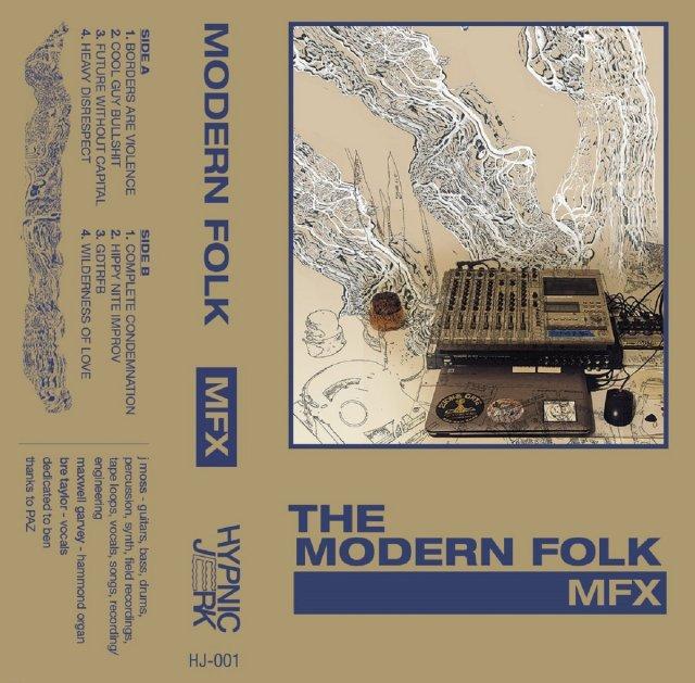 The Modern Folk The Modern Folk X