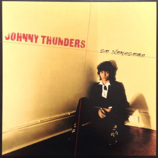 Johnny-Thunders-So-Alonesome Reading Room: Johnny Thunders/So Alone – 40th Anniversary Release