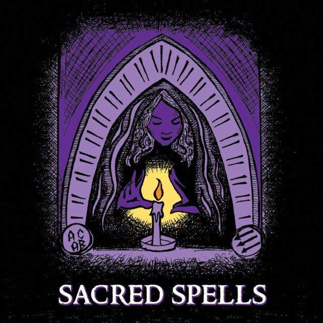 Sacred Spells compilation