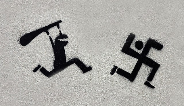 Anti-Fascism If You Don't Like Fascism....
