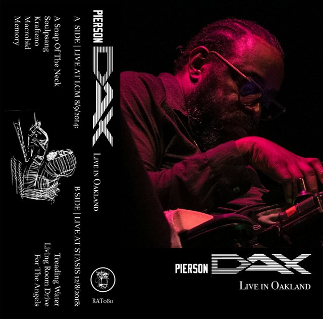 Dax-Pierson-Live-in-Oakland Review: Dax Pierson - Live In Oakland