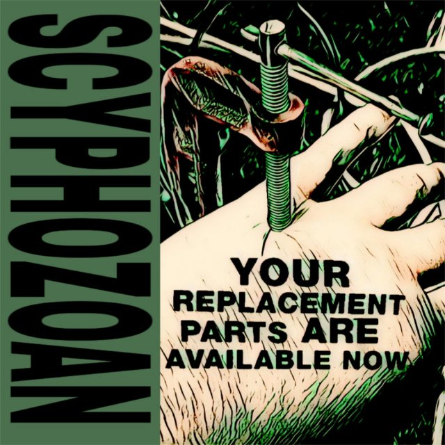 Scyphozoan Your Replacement is Now Available