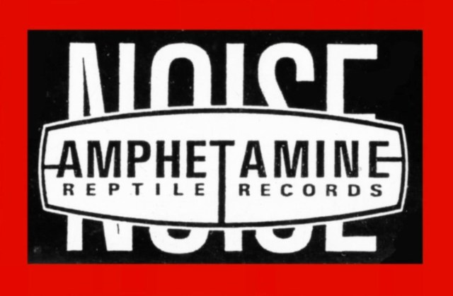 Amphetamine Reptile Records Label Logo