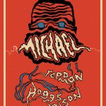 Michael Hoggs Bison Repo Man Show Poster