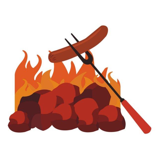 barbeque-logo-vector-20967995