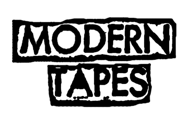 Modern Tapes - Record Label Logo