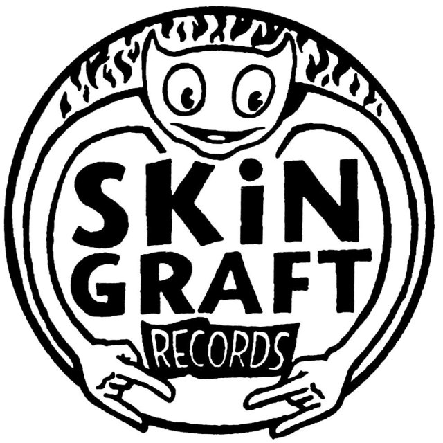Skin Graft Records Label Logo