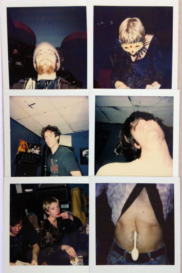 Turkish Delight Boston band Polaroids
