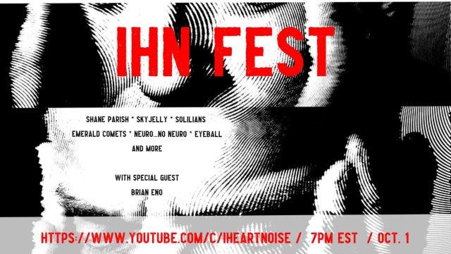 IHN Fest 10 1 Poster