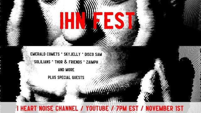 IHN Fest 11 1 Poster