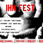 IHN Fest 12 1 Poster