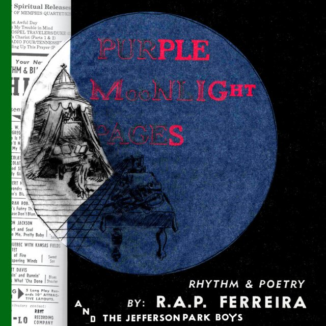 RAP Ferreira Purple Moonlight Pages
