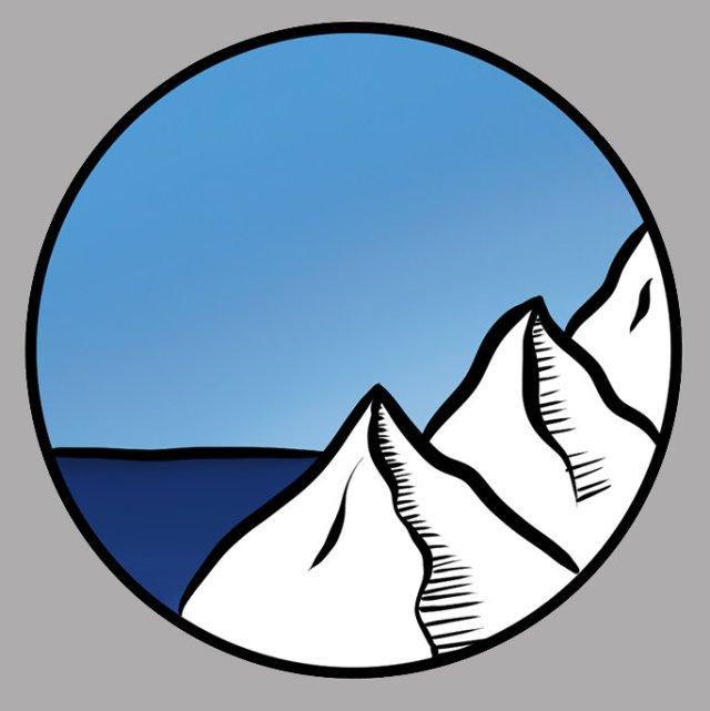 Superpolar Taips Record Label Logo