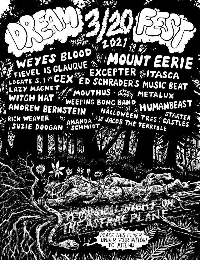 Dreamfest 2021 Poster