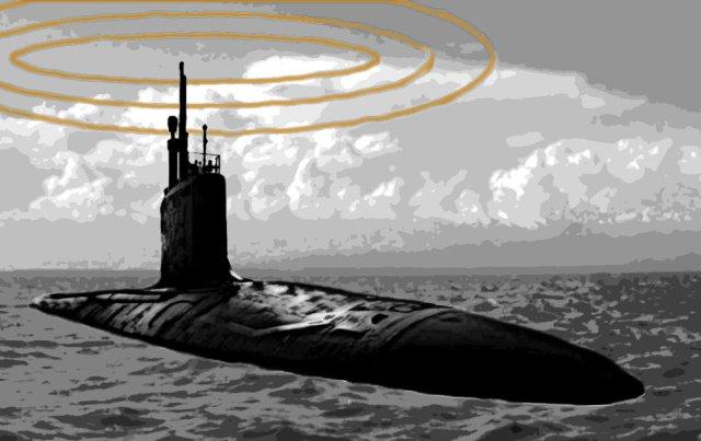 Submarine Broadcasting Company Record Label Logo
