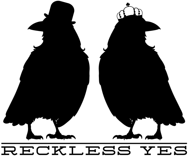 Reckless Yes Record Label Logo