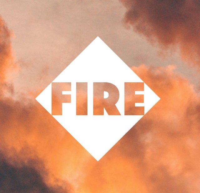 Fire Records Label Logo