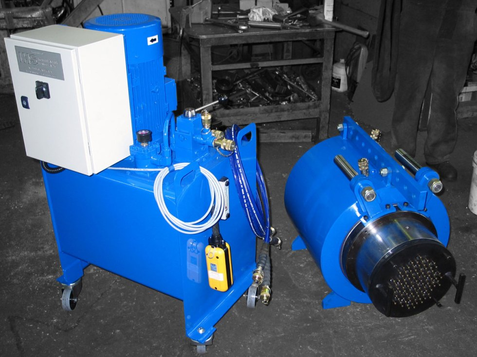 IHS 5.5kW Hydraulic Power Unit