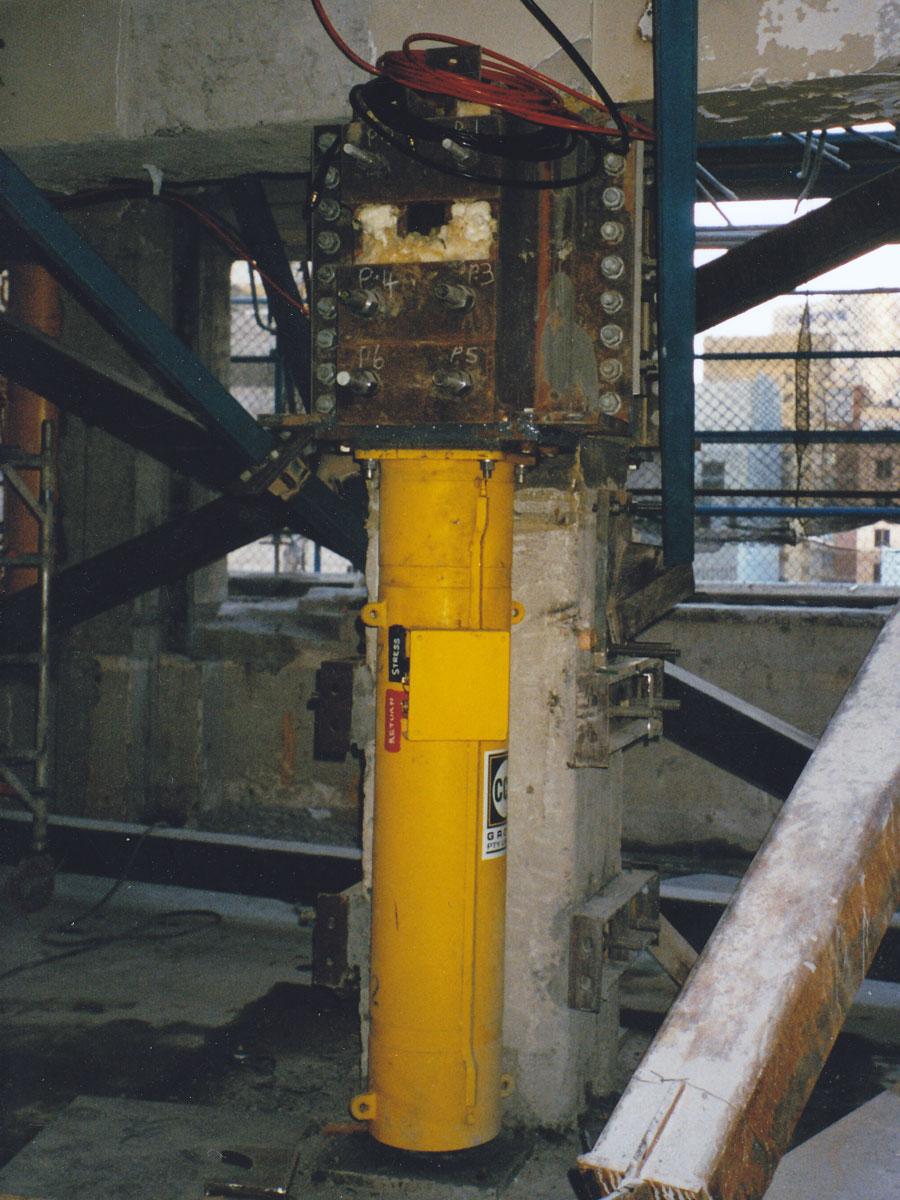 Wales House Cupola Lift