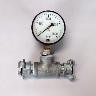 IHS Grout Pump Pressure Gauge