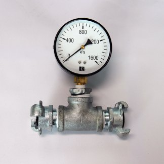 IHS Grout Pump Pressure Gauge